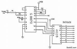 index 712 circuit diagram seekiccom With dtmf decoder