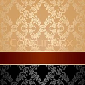Seamless pattern, floral decorative background, maroon
