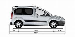 Informations Techniques Peugeot Partner Tepee