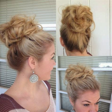 Easy Updo Hairstyle Tutorials by Hairstyles And Attire 5 Easy Updo Hairstyles
