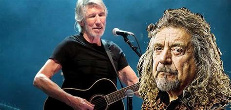 Roger Waters, Robert Plant Awarded At O2 Silver Clef