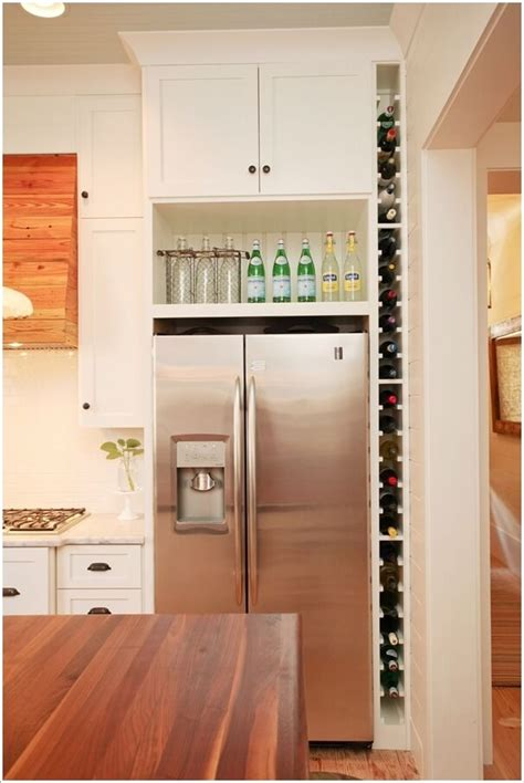 10 Clever Vertical Storage Ideas For Your Kitchen