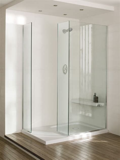 Bathroom Shower Enclosures With Seat by Daryl Rectangular Walk In With Integrated Shower Seat 380