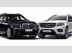 BMW X7 Vs Mercedes GLS Which FullSize German Luxury SUV