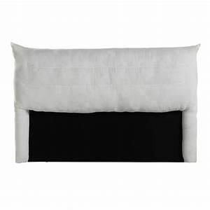 Tête de lit 180 houssable en bois Soft Maisons du Monde