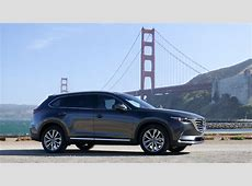Can more, better tech vault 2016 Mazda CX9 ahead of