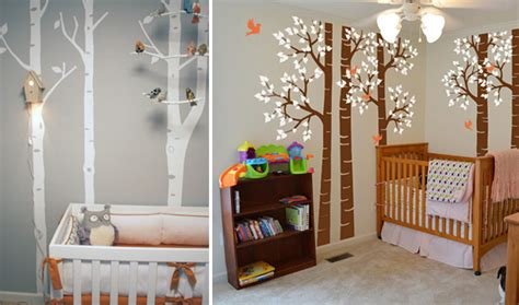 déco chambre de bébé deco chambre bebe herisson visuel 9