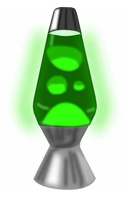Lava Lamp Clipart 1960s 1990s Clip Vector