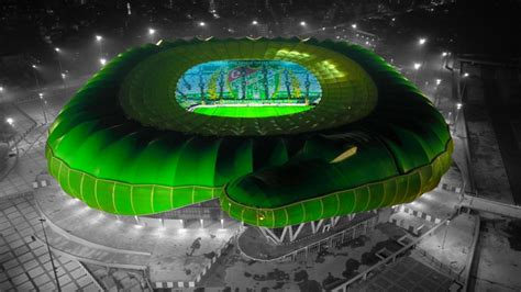 bursaspors crocodile arena stadium   youll