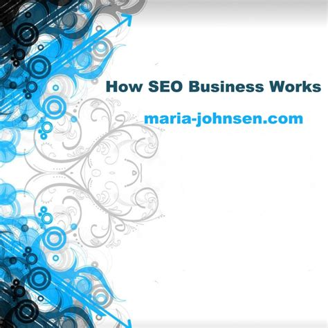 Seo Business by How Seo Business Works Million Dollar