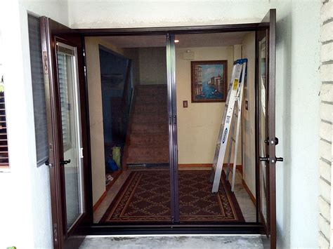 Outswing Interior Door by How To Choose A Screen Door Todays Entry Doors