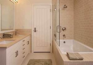 amenagement salle de bains dans un petit espace deco With amenagement salle de bain petit espace