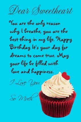 happy birthday letter  wife  birthday wishes