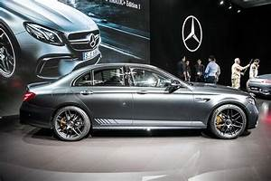2018 Mercedes AMG E63 And E63 S Sedan First Look