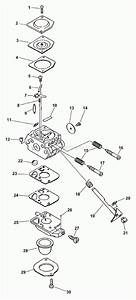 Echo Weed Eater Parts Diagram