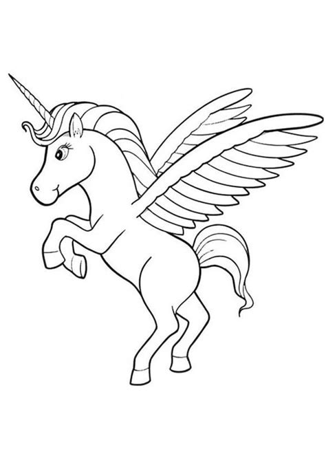 pegasus coloring pages  coloring pages
