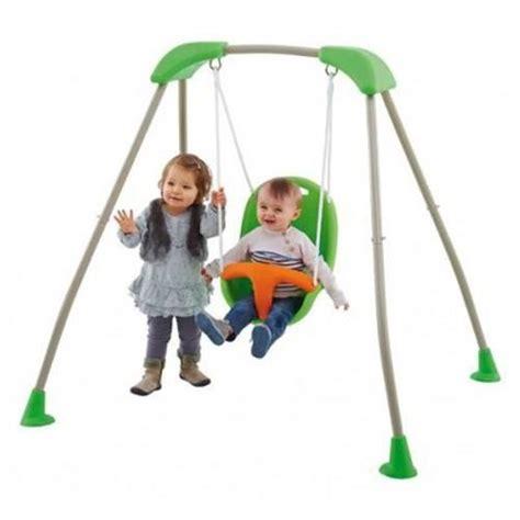 siege balancoire bebe balancoire portique amca bébé pliable et siège coque