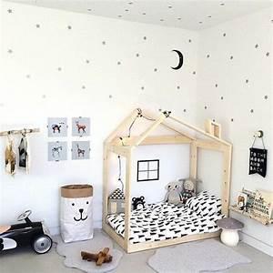 Construire Un Lit Cabane : lit enfant cabane et solutions originales pour fille et gar on ~ Melissatoandfro.com Idées de Décoration