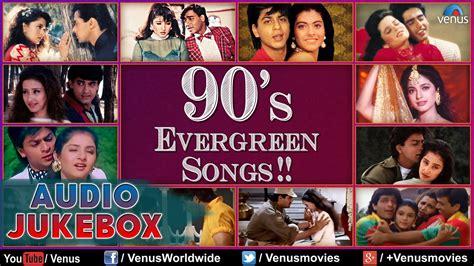 Bollywood 90's Evergreen Songs