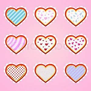 Mietvertrag Unterschreiben Was Beachten : pink unterschreiben objekt stock vektor colourbox ~ Lizthompson.info Haus und Dekorationen
