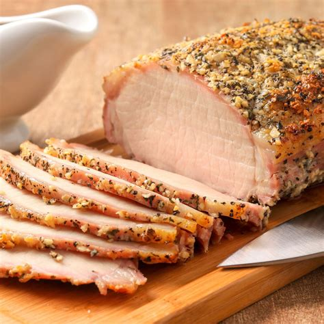 Let rest about 10 minutes. Pork Tenderloin In The Oven In Foil : Roasted Pork Tenderloin And Vegetables Recipe Taste Of ...