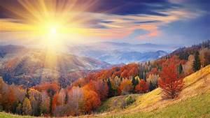 Wallpaper, Autumn, 4k, Hd, Wallpaper, 8k, Trees, Dawn, Mount