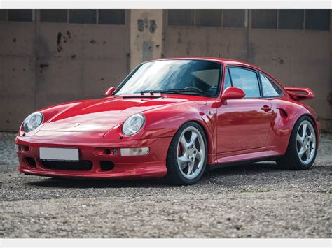 1998 Porsche 911 Turbo S