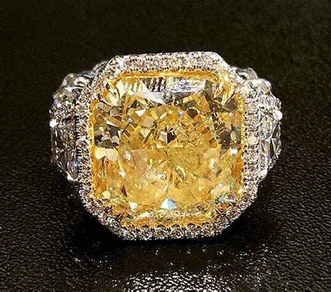 floyd mayweather gives daughter 18 carat canary diamond