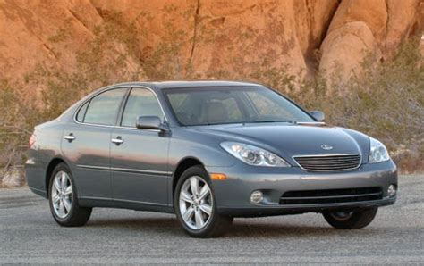 Used 2005 Lexus Es 330 For Sale  Pricing & Features Edmunds