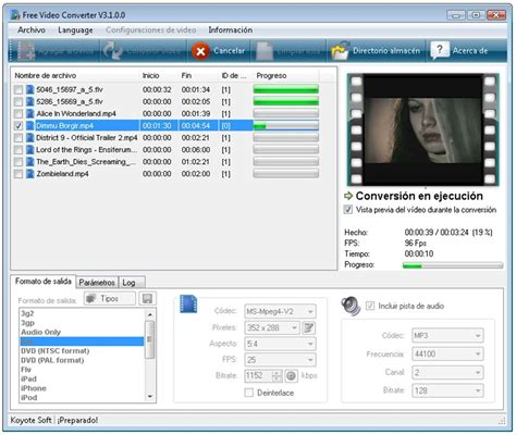 Free Video Converter 3.1.0.0 - Download for PC Free
