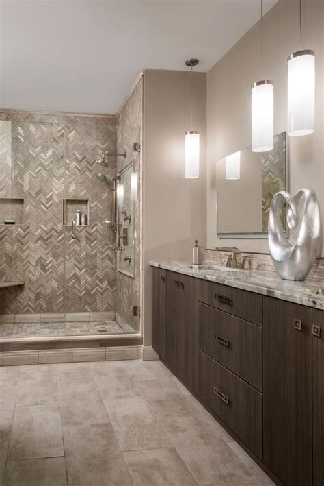 What Color Tiles For Small Bathroom by Creating A Stylish Taupe Bathroom Decor