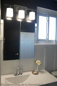 How To Install A Recessed Medicine Cabinet