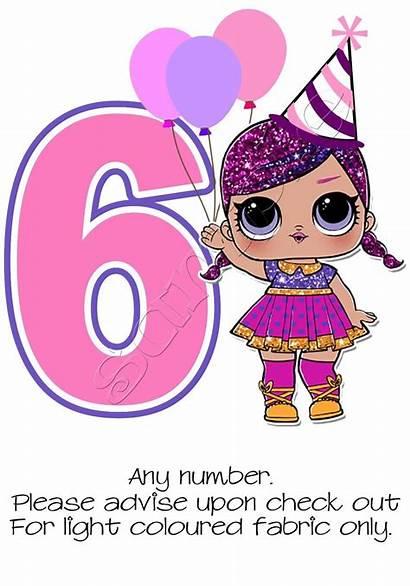 Lol Surprise Dolls Super Bb Birthday Doll
