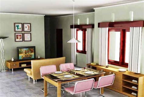 Ruang Keluarga Sederhana 10 desain ruang keluarga   Contoh