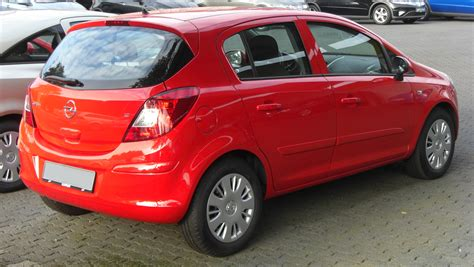 Opel Corsa 1 2 by Opel Corsa 1 2 2008 Technical Specifications Interior