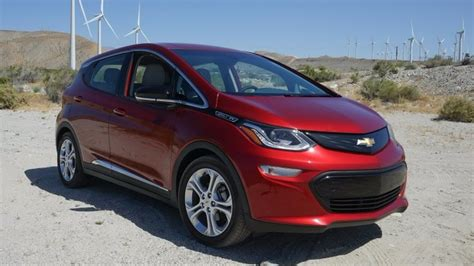 2018 Chevrolet Bolt Ev Preview, Pricing, Release Date