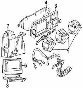 Oem Ignition System For 1998 Oldsmobile Cutlass