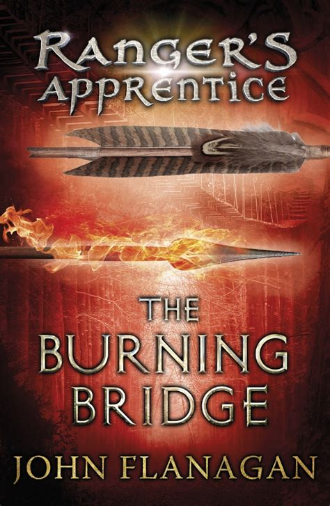 book of rangers paperback the burning bridge ranger 39 s apprentice book 2 by