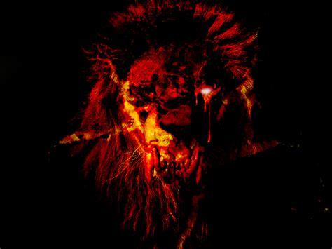 Lion demon by Vick-wolf on DeviantArt
