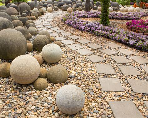 Vorgarten Mit Steinen by Drought Tolerant Landscaping Materials In Los Angeles