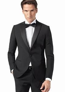 Costume Pour Homme Mariage : smoking de mariage homme paris lyon costume et smoking noir pour homme jean de sey ~ Melissatoandfro.com Idées de Décoration