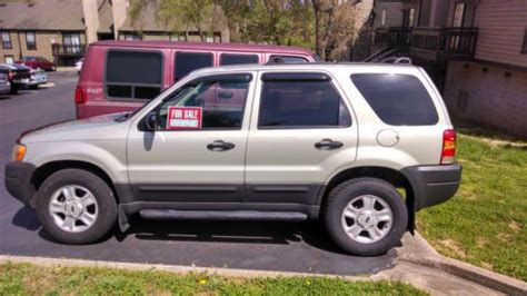 purchase   ford escape xlt sport utility  door