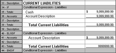 assets  liabilities spreadsheet template excel