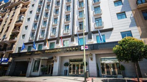 hotel vp jardin metropolitano madrid  hrs sterne hotel