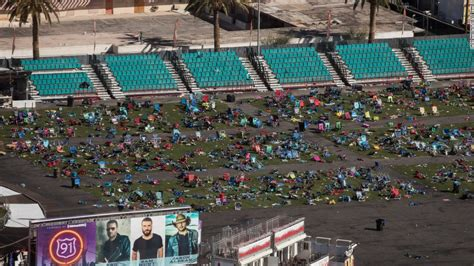 Rebounding after tragedy: Will site of Las Vegas massacre