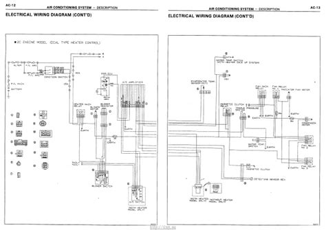wiring diagram toyota avanza auto electrical wiring diagram