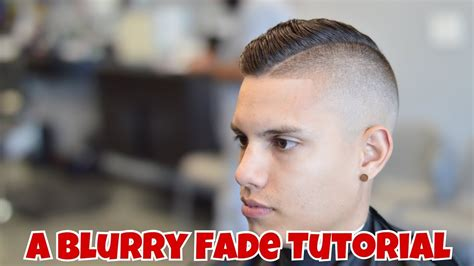 high bald fade comb   side part youtube