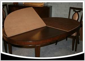 Table pads for dining tables protective table pads dining for Protective table pads dining room tables