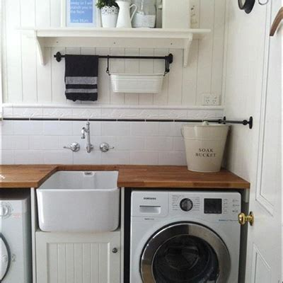 laundry renovations hire  hubby