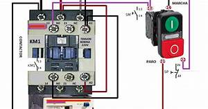 Electrical Diagrams  Phase Motor Connection